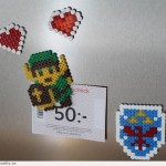 Legend of Zelda i Hama-pärlor